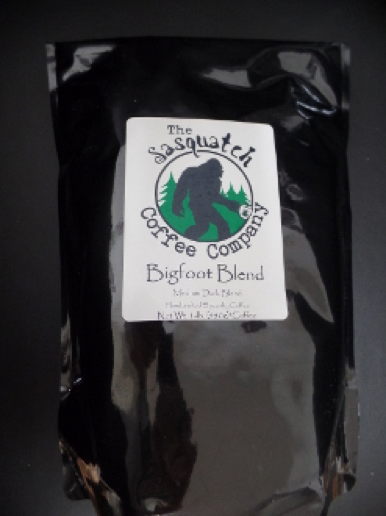 sasquatch coffee bigfoot blend 1lb