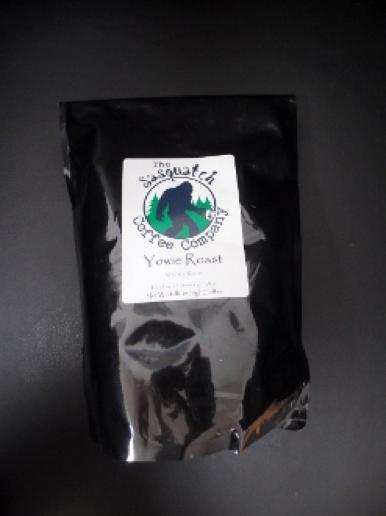 sasquatch coffee yowie roast 1lb