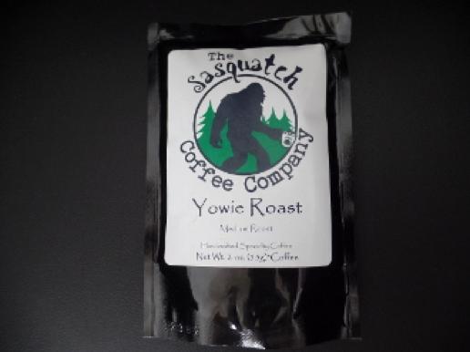sasquatch coffee yowie roast 2oz