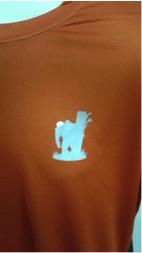 Orange Tee Logo